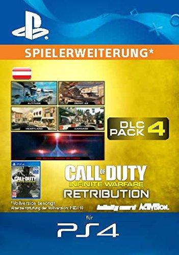 Call of Duty: Infinite Warfare - DLC 4: Retribution DLC | PS4 Download Code - österreichisches Konto