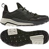adidas Men's Terrex Trailmaker Gore-Tex Hiking Walking Shoe, Core Black/Core Black/Alumina, 11.5