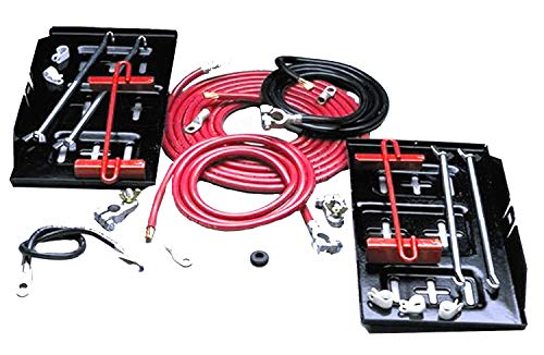 Taylor Cable 48600 Pro-Comp Dual Mount Battery Relocation Kit