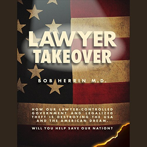 Lawyer Takeover audiobook cover art