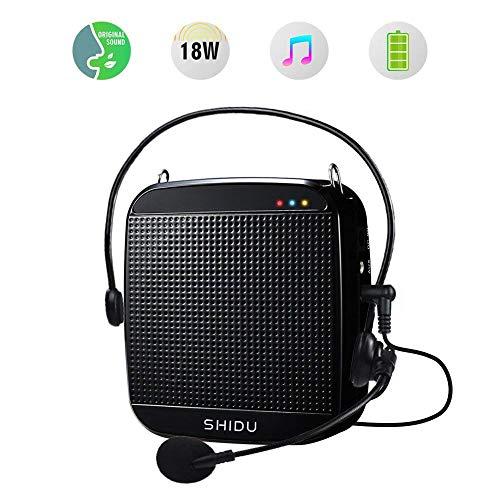Amplificador de voz portátil de 15W