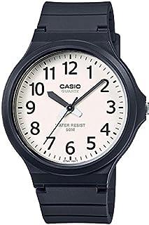 e5b43773b00 Relógio Masculino Casio Analógico MW2407BVDF - Preto