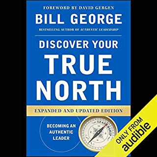 Discover Your True North audiobook cover art