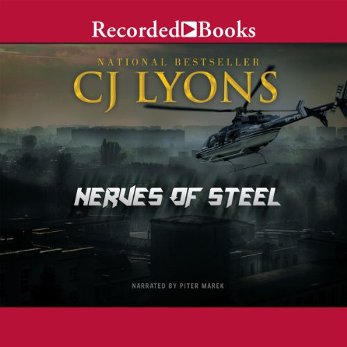 Nerves of Steel: Hart and Drake, Book 1