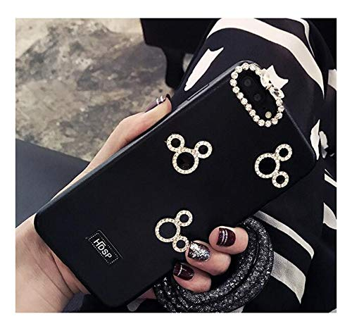 Tide rhito for X XR XS MAX 7 8p 6s Plus Mobile Phone case Soft Shell 6s nyard Hanging k Female Models,bla,for XS