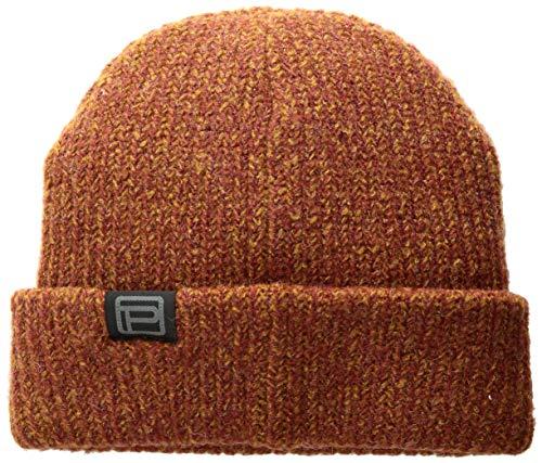 Pistil Herren Mütze Lou Beanie, Herren, Mützen für kaltes Wetter, Lou Beanie, Rust, One Size