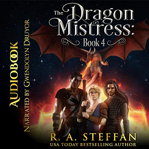 The Dragon Mistress: Book 4 Titelbild