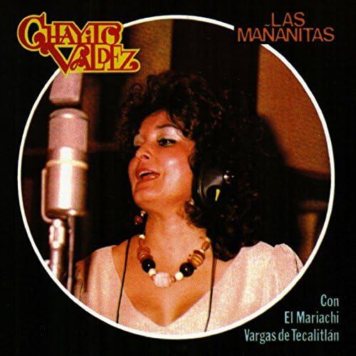 Chayito Valdez feat. Mariachi Vargas de Tecalitlan