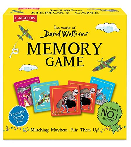 David Walliams Memory Game