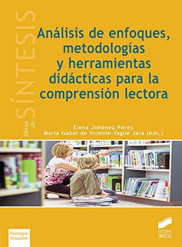 Análisis de enfoques, metodologías y herramientas: 44 (Libros de Síntesis)