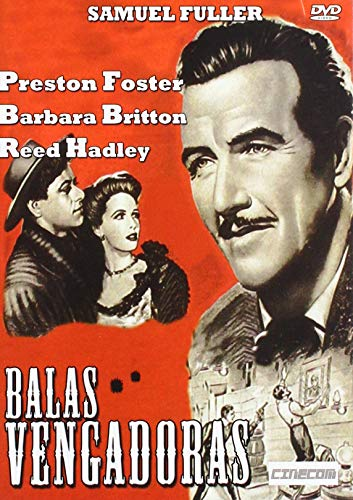 Balas Vengadoras (Yo maté a Jesse James) 1949 DVD I Shot Jesse James