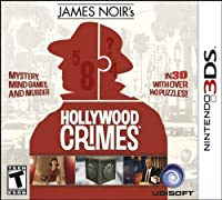 James Noir's Hollywood Crimes 3DS ジェームズノワールのハリウッドクリムスビデオゲーム 英語北米版 [並行輸入品]