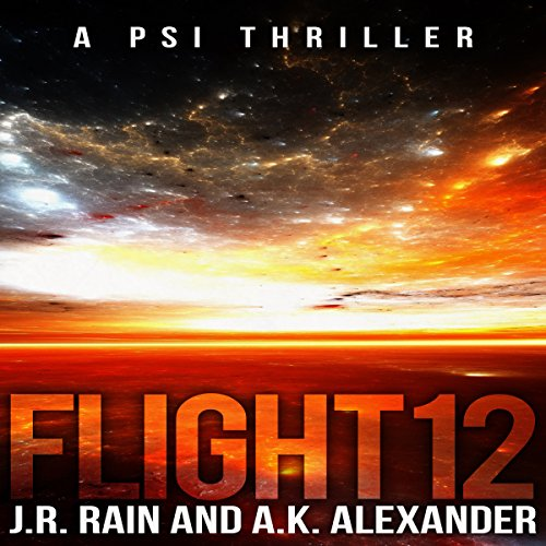 Flight 12: A PSI Thriller cover art