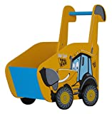 Kidsaw JCB Laufwagen