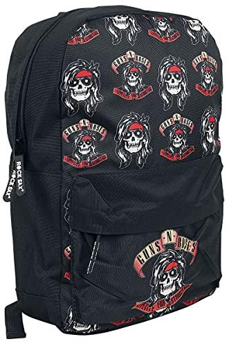Guns N Roses Appetite For Destruction Classic Mochila Negro