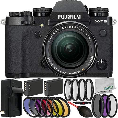 Fujifilm X-T3 Mirrorless Digital Camera...