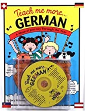 Teach Me More German (Paperback and Audio CD): A Musical Journey Through the Year