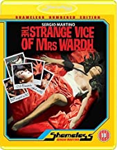 The Strange Vice Of Mrs Wardh Region Free