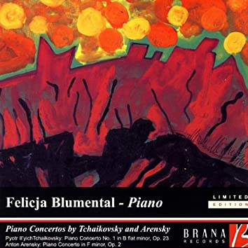 Piano Concertos By Tchaikovsky & Arensky