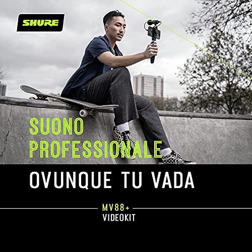 Recensione Shure MV88 + Video Kit