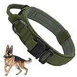 Militare K9 Collare per Cani, Collare Tattico per Cani con...
