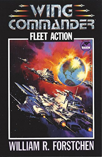 Fleet Action (Wing Commander Book 2) (English Edition)