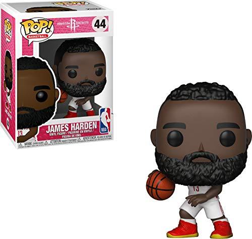 Funko 34448 Pop Vinilo: NBA: James Harden, Multi