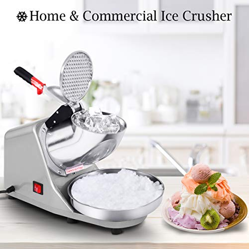 COSTWAY Ice Crusher, Electric Ic...