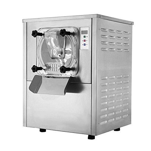 BuoQua 1400W Macchina Del Gelato Professionale 20L/H Gelatiera Autorefrigerante In Acciaio Inox 3000RPM Ice Crean Maker Per Gelateria O Bar