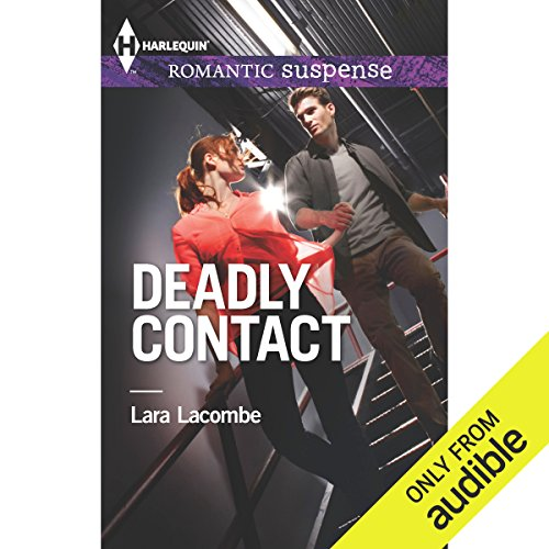 Deadly Contact audiobook cover art