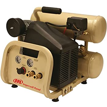 Ingersoll Rand P1iu-a9 Oil Lubricated Twin Stack