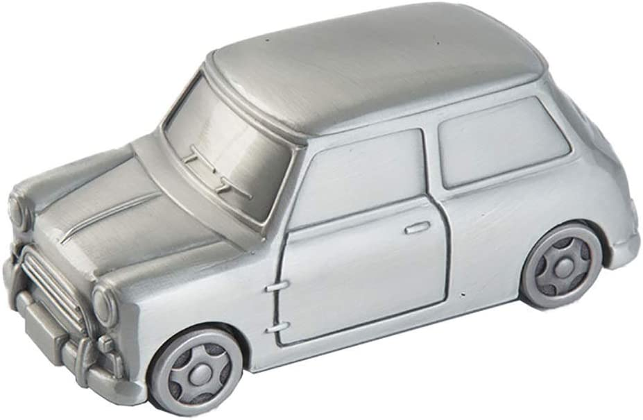 YonCog Zinc Alloy Car Piggy Coin Bank Gift Trolley Sales results Max 46% OFF No. 1 Deposit