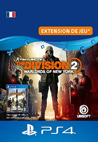 The Division 2 - Warlords of New York - Expansion Warlards of NY | Code PS4 Jeu à télécharger - Compte français