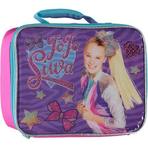 Nickelodeon Jojo Siwa Soft Rectangular Lunch Box