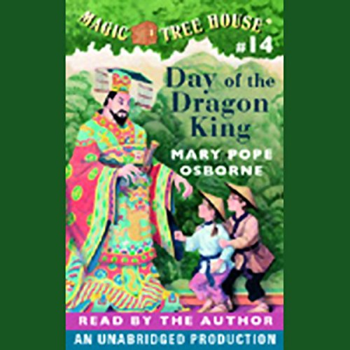 Magic Tree House, Book 14 cover art