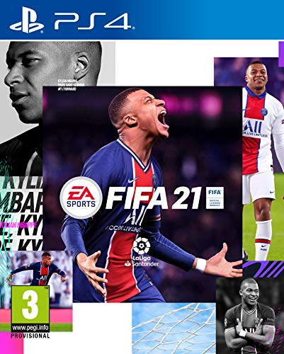 PS4 - FIFA 21 - [Spanish Version]