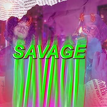Savage (feat. Kid Kay)