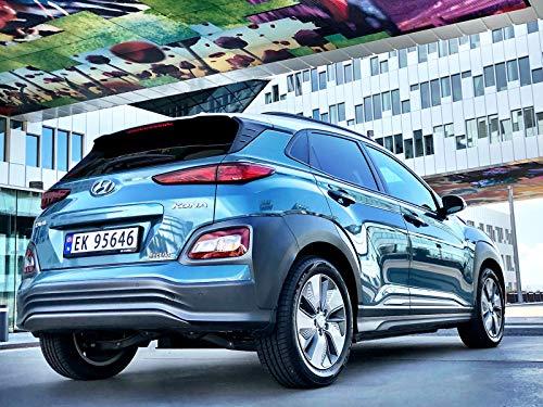 Hyundai Kona Electric - Das erste Hyundai Elektro SUV im Test