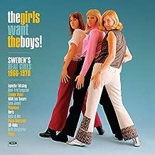 Girls Want The Boys! Swedish Beat Girls 1966-1970