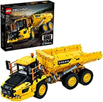 LEGO® Technic™ 6x6 Volvo Articulated Hauler 42114 Building Kit