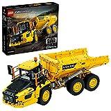 LEGO 42114 Technic Dúmper Articulado Volvo 6x6 Camión de Juguete, Vehículo de Construcción