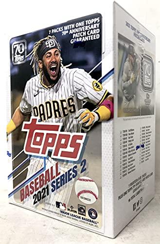 Topps 2021 Series 2 Baseball Blaster Box