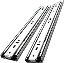 Lade Slide Heavy Duty Lade Slides All Inch Full Extension Kogellager Lade Dia's Meubilair Lade Dia Laadvermogen 1 Paar (Si...