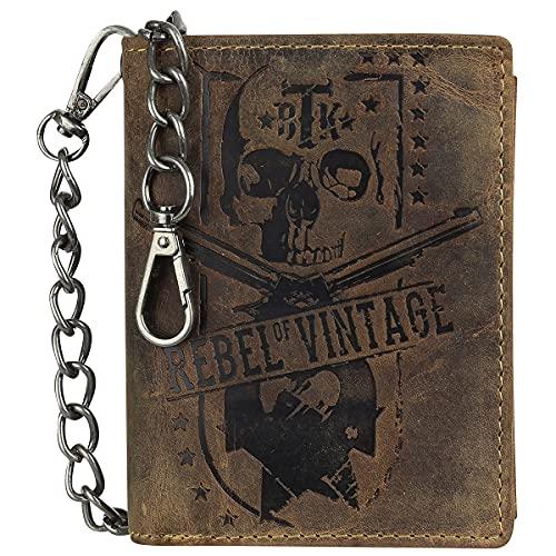 Greenburry Vintage Revival Vol. 1 Geldbörse Leder 12 cm
