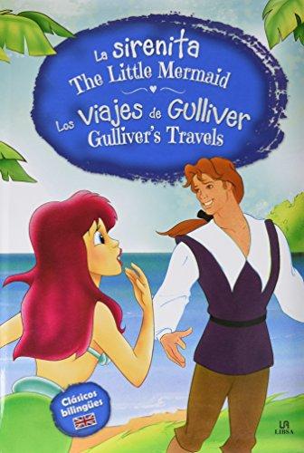 La Sirenita - Los Viajes Gulliver: The Little Mermaid