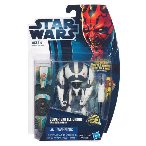 Hasbro Super Battle Droid (2012 Maul Card CW16)