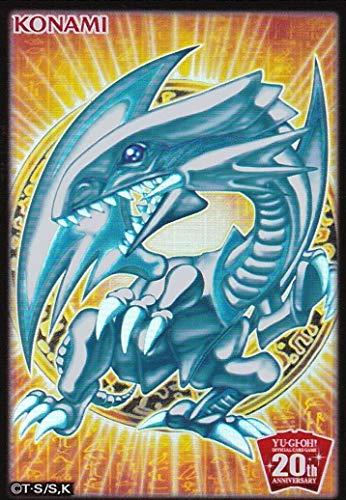 遊戯王 20th ANNIVERSARY 【SPECIAL プロテクター vol.1】/ 青眼の白龍 スリーブ(80枚入)