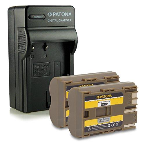 M&L Mobiles® | Novedad - 4in1 Cargador + 2x Batería como BP-511...