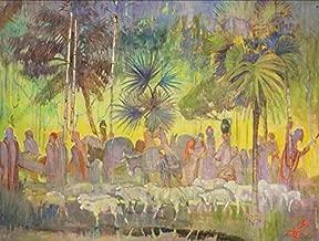 Promised Land - Minerva Teichert - LDS Mormon Nauvoo Art