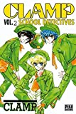 Clamp School Detectives, Tome 2 :